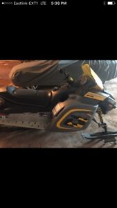 WANTED skidoo freestyle or tundra 300