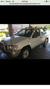 Nissan Pathfinder 4x4, Auto, Rwc & Rego Oxley Brisbane South West Preview