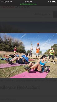 Fit in 40 Bootcamp!