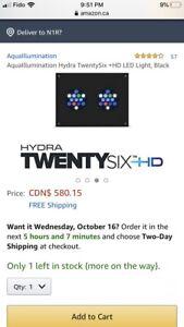 Hydra 26HD black