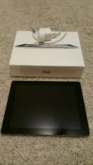 iPad 2 16 GB,wi-fi, 9.7 inches, black Ascot Brisbane North East Preview