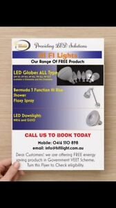 Free LED candle lights replacement Craigieburn Hume Area Preview