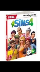 The sims 4 official game strategy guide book Brand new sealed