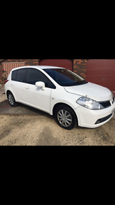 Nissan Tiida 2007 Hatchback Taree Greater Taree Area Preview