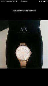 Armani Exchange Watch Mount Ommaney Brisbane South West Preview
