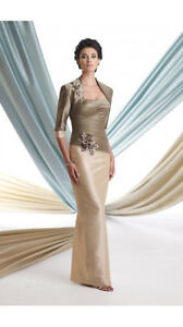 Mother of the Bride or Groom Dress, Evening Gown