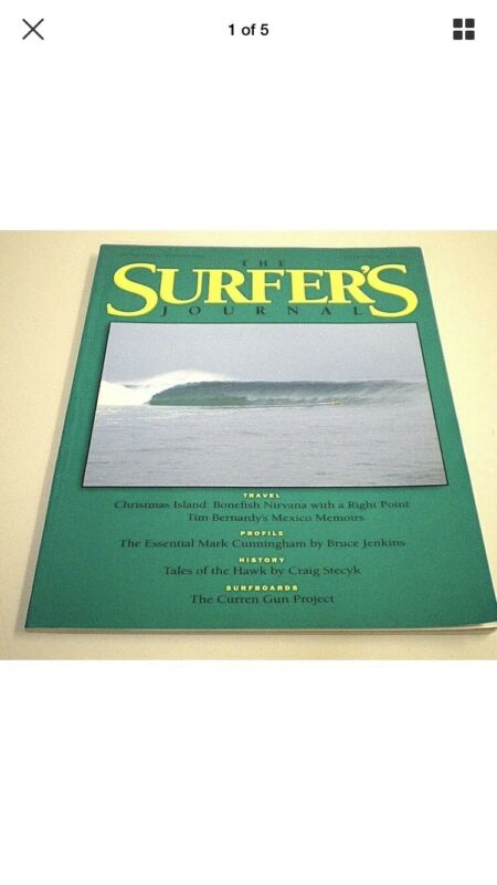 Vtg THE SURFERS JOURNAL Magazine  Vol 3 #3 Great Condition