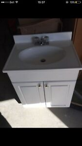 Vanity/sink with Taps $50 obo