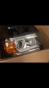 2016 OEM GMC CANYON HEADLIGHTS