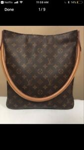 Louis Vuitton Monogram Looping Bag