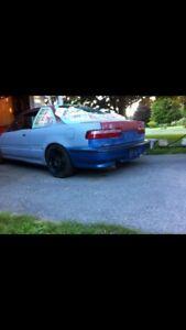 1990 Acura Integra RSI