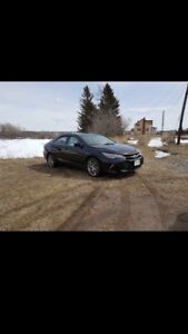 2017 Camry ONLY 22000km