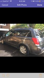 2004 Nissan Quest - vehicle in Medicine Hat
