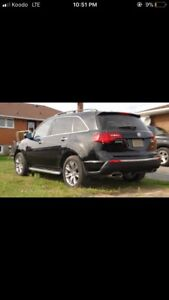 2010 Acura MDX Sh-AWD Elite one owner