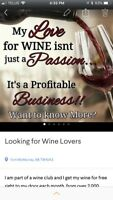 Looking for Wine Lovers