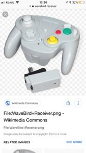 Looking for a gamecube wavebird receiver