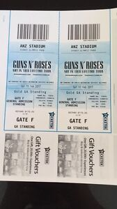 Guns N' Roses Tour Kingston South Canberra Preview
