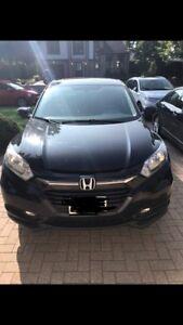 H-RV Honda