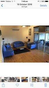 Blue Harvey Norman Lounge Coromandel Valley Morphett Vale Area Preview