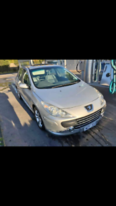 Peugeot with RWC AND REGO INCLUDED
