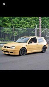 Volkswagen golf Gti 20th anniversaire