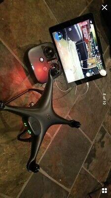 DJI Phantom 4 Pro Obsidian Edition 20MP 4K 60FPS Quadcopter - Many Extras