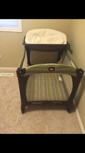 Graco Pack & Play Playpen In EUC - Trade Or Sell