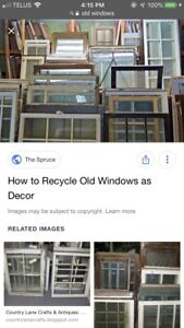 Looking for new/old windows for my Bunkie