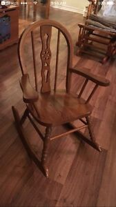 Rocking chair small size