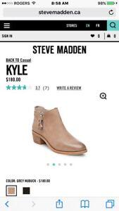 Steve Madden booties
