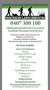 Precision Lawn Services Daisy Hill Logan Area Preview