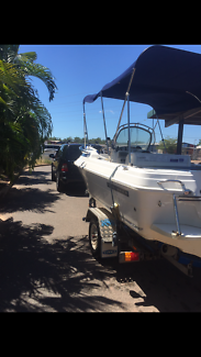 Free Mercedes ml v8 with boat