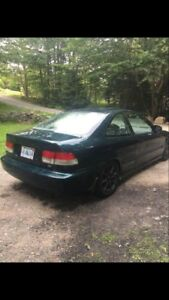 1998 Honda Civic Si B18b