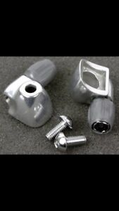 New STI Shimano Downtube Cable Stops Road Bicycle Cable Adjuster