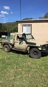 12ht landcruiser ute Woolomin Tamworth Surrounds Preview