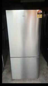 Factory Second 453L Stainless Fridge Freezer Free Delivery Guarantee