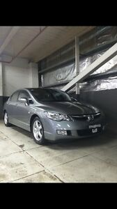 HONDA CIVIC SEDAN AUTOMATIC WITH LONG REGO Belmore Canterbury Area Preview
