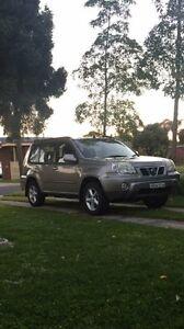 Nissan X-trail Ti 2002 Manual Sale or swap Lavington Albury Area Preview