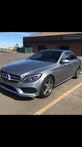 2015 Mercedes C400 (lease takeover)