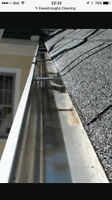 PRO Eavestroughs Cleaning // Repairs