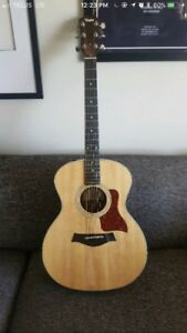 TAYLOR 214e GUITAR TO TRADE FOR ROLEX WATCH