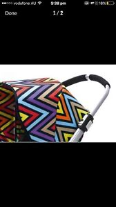 Bugaboo bee missoni canopy hood limited edition Bar Beach Newcastle Area Preview