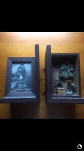 Set of Wooden Book Ends. Never used