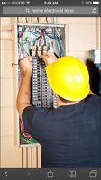 Quality electrical work