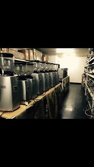 Cheap Used Mazzer Robur Electronic and Manuals available  Marrickville Marrickville Area Preview