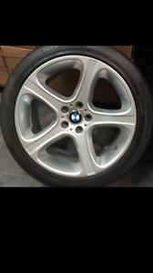 BMW X5 Wheels Homebush Strathfield Area Preview