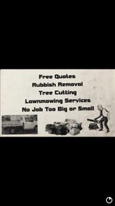 RUBBISH REMOVAL Insect Poison Pump tree cutting Roxburgh Park Hume Area Preview