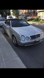 Mercedes CLK 430 year 2002