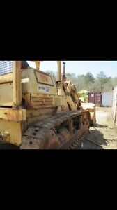 977 caterpillar track loader , perfect for gold claim