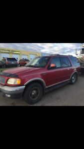 1999 Ford Expedition mechanic special